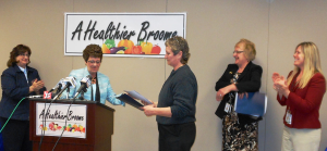 BC Health Dept Press Conference