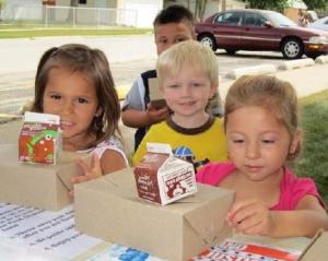 Summer Meals Kids