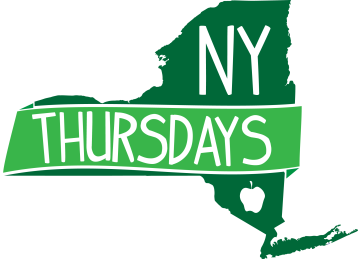NY Thursday Logo V4 Green